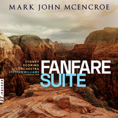 Album artwork for McEncroe, M.: Fanfare Suite