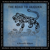 Album artwork for The Road to Jajouka - A Benefit Album. Various Art