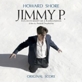 Album artwork for Jimmy P. OST