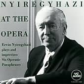 Album artwork for Nyiregyhazi: At the Opera