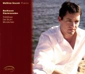Album artwork for Beethoven Piano Sonatas - Matthias Soucek