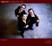 Album artwork for Eggner Trio plays Shostakovich and Erod