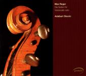 Album artwork for Reger: Suites for Solo Cello