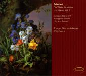 Album artwork for Schubert: Works for Violin & Piano vol.2