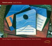 Album artwork for Guitar Sonatas / Roberto Lemma