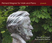 Album artwork for Wagner: Music for Violin and Piano