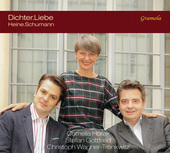 Album artwork for Schumann: Dichter.Liebe