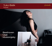 Album artwork for Beethoven, Liszt & Mussorgsky: Works for Piano