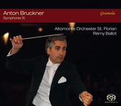 Album artwork for Bruckner: Symphony No. 9 in D Minor, WAB 109