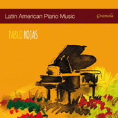 Album artwork for Latin American Piano Music