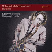 Album artwork for Schubert.Metamorphosen