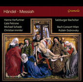 Album artwork for Handel: Messiah, HWV 56
