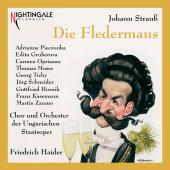 Album artwork for J. Strauss: Die Fledermaus/ Pieczonka