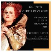 Album artwork for Donizetti: Roberto Devereux / Gruberova