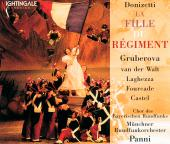 Album artwork for DONIZETTI- LA FILLE DU REGIMENT / Gruberova