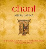 Album artwork for Chant - Missa Latina / Cistertian Monks Stift Heil
