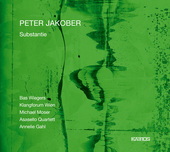 Album artwork for Peter Jakober: Substantie
