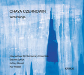 Album artwork for Chaya Czernowin: Wintersongs