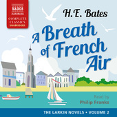 Album artwork for A Breath of French Air (Unabridged)