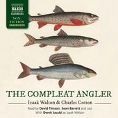 Album artwork for The Compleat Angler (Unabridged)