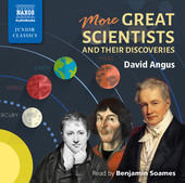 Album artwork for More Great Scientists and Their Discoveries (Unabr