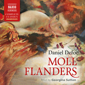Album artwork for Moll Flanders (Unabridged)