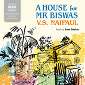 Album artwork for A House for Mr Biswas (Unabridged)