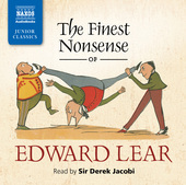 Album artwork for The Finest Nonsense of Edward Lear (Unabridged)