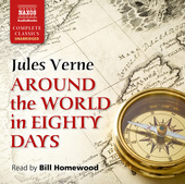 Album artwork for Around the World in Eighty Days (Unabridged)