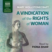 Album artwork for A Vindication of the Rights of Woman (Unabridged)