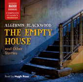 Album artwork for The Empty House and Other Stories (Unabridged)