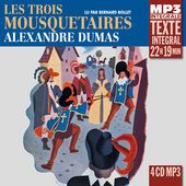 Album artwork for LES TROIS MOUSQUETAIRES