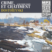 Album artwork for CRIME ET CHATIMENT