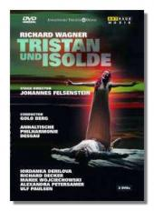 Album artwork for Wagner: Tristan und Isolde / Berg