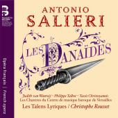 Album artwork for Salieri: Les Danaides / Rousset
