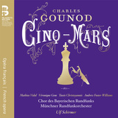 Album artwork for Gounod: Cinq-Mars