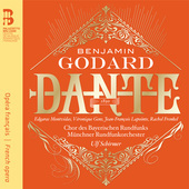 Album artwork for Godard: Dante
