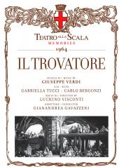 Album artwork for Verdi: Il Trovatore / Tucci, Bergonzi, Gavazzeni