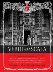 Album artwork for V 2: VERDI ALLA SCALA: ARIE CELEBRI E ROMANZE