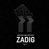 Album artwork for Massimiliano Messieri: Zadig