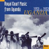 Album artwork for ROYAL COURT MUSIC FROM UGANDA