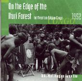 Album artwork for ON THE EDGE OF THE ITURI FOREST