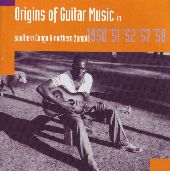 Album artwork for ORIGINS OF GUITAR MUSIC IN SOUTHERN CONGO & NORTHE