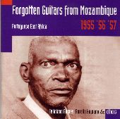 Album artwork for FORGOTTEN GUITARS FROM MOZAMBIQUE