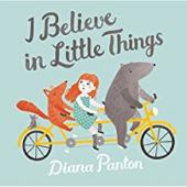 Album artwork for Diana Panton - I Believe in the Little Things