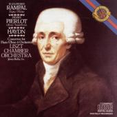 Album artwork for Haydn: Concertos for Flute & Oboe / Rampal, Pierlo
