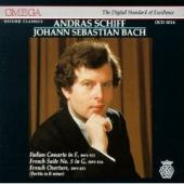 Album artwork for Bach: Italian Concerto, French Suite No.5, French