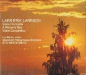 Album artwork for Larsson: Violin Concerto, A Winter's Tale, etc