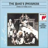 Album artwork for Stravinsky: The Rake's Progress / Stravinsky