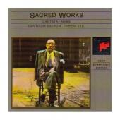 Album artwork for Stravinsky: Sacred Works / Igor Stravinsky Edition